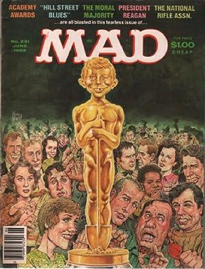 Magazine Mad n° 231
