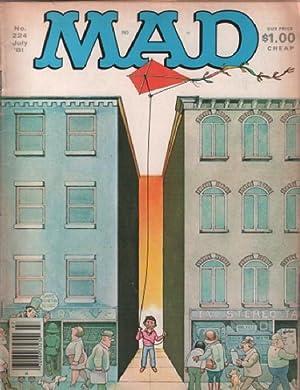 Magazine Mad n° 224