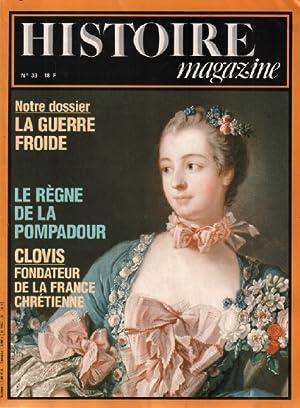 Histoire magazine n ° 33 / notre: Collectif