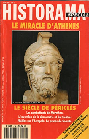 Historama special n° 38 / le siecle de pericles