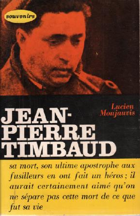 Jean-pierre timbaud: Monjauris Lucien