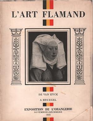 L'art flamand/ 70 reproductions: Lambotte Paul (