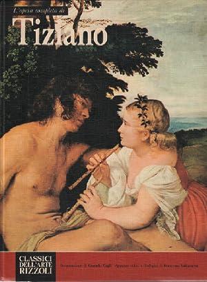 L'opera completa di tiziano: Corrado Cagli