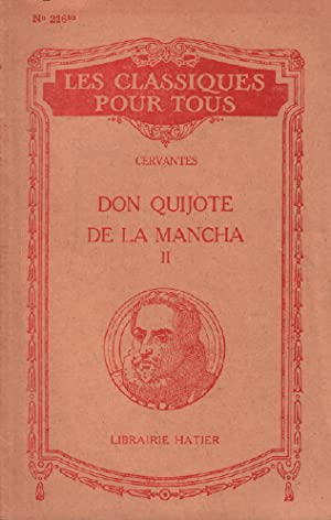 Don quijote de la mancha: De Cervantes
