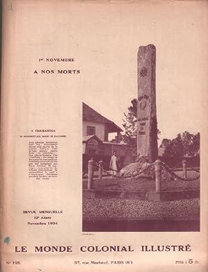 Le monde colonial illustré n° 135 /: Collectif