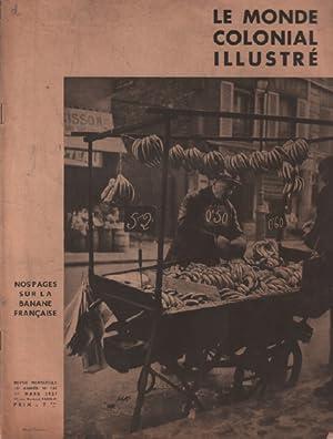 Le monde colonial illustré n° 165: Collectif
