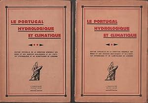 Le portugal hydrologique et climatique /2 tomes