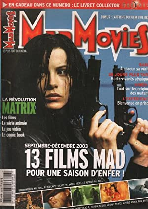 Mad movies n° 153s / 13 films: Collectif