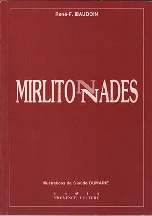 Mirlitonnades / illustrations de claude dumaine: Baudoin René
