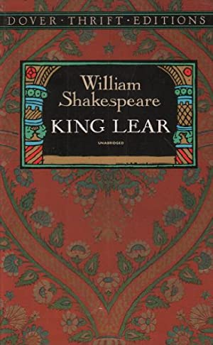 King Lear: Shakespeare William