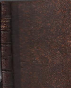 Chansons de P.- J. de Béranger. Anciennes: Beranger