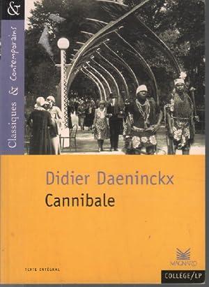 Cannibale: Didier Daeninckx, Josiane