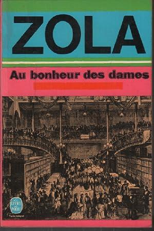 Au bonheur des dames: Zola Émile