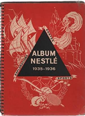 Album nesle 1935-1936 / contes explorations-sports
