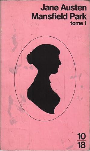 Mansfield park t1: Jane Austen