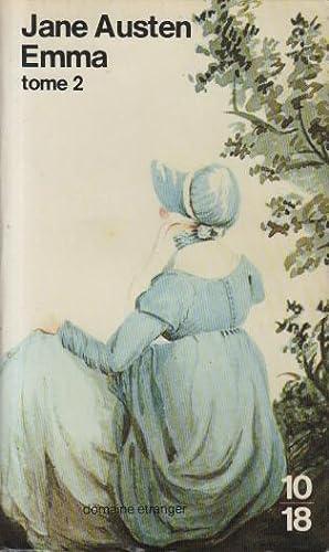 Emma tome 2: Jane Austen
