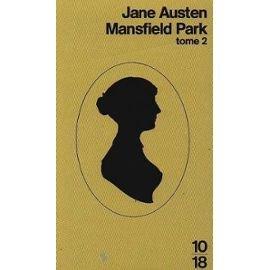 Mansfield Park, tome 2: Austen Jane