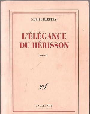 L'élégance du hérisson: Barbery Muriel