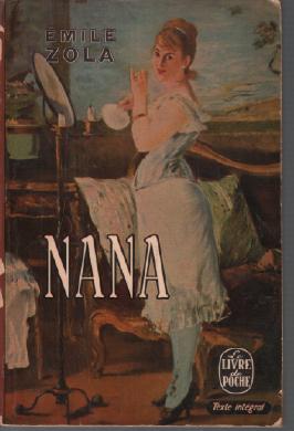 Nana: Zola Émile