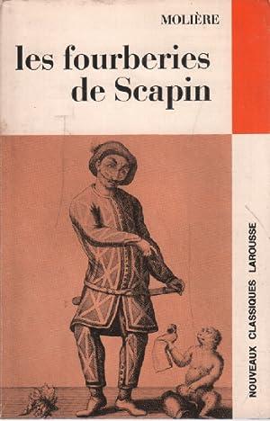 Les fourberies de scapin: Molière