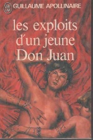 Les Exploits d'un jeune Don Juan: Apollinaire Guillaume