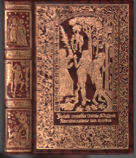 La Divine Comédie,  3 tomes