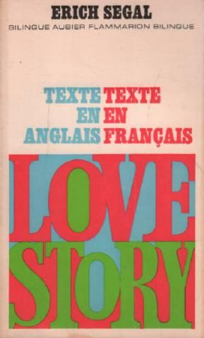 Love story / edition bilingue: Segal Erich