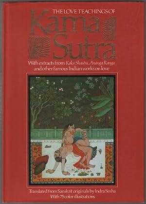 """The Love Teachings of """"Kama Sutra"""": Sinha I."""