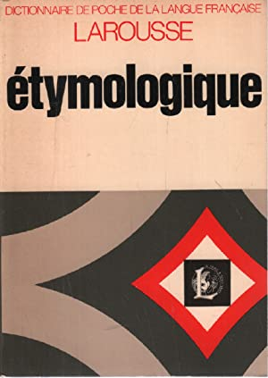 Nouveau dictionnaire etymologique et historique: Dauzat Albert