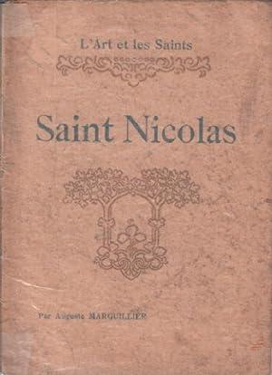 Saint nicolas: Marguillier Auguste