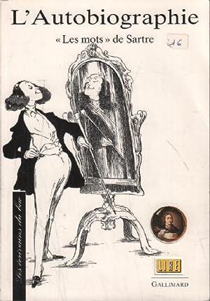 """L'autobiographie : """"Les mots"""" de Jean-Paul Sartre: Catherine Chauchat"""
