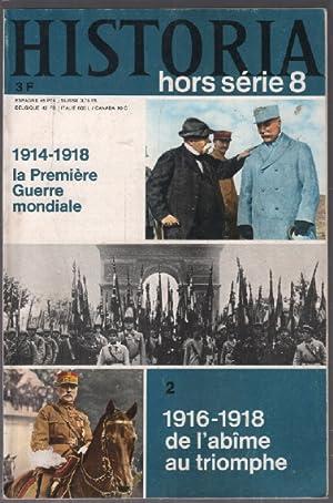 1916-1918 de l'abime au triomphe / revue: Collectif