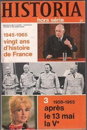 1958-1965 : après le 13 mai la: Collectif