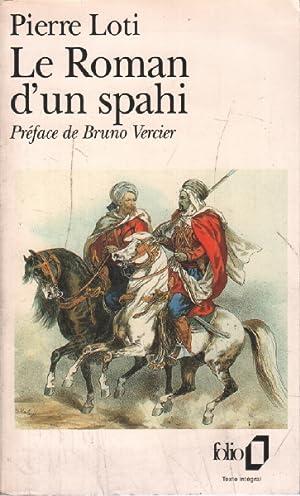 Le Roman D'un Spahi: Loti Pierre, Vercier