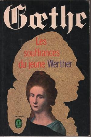 Les souffrances du jeune Werther: Goethe