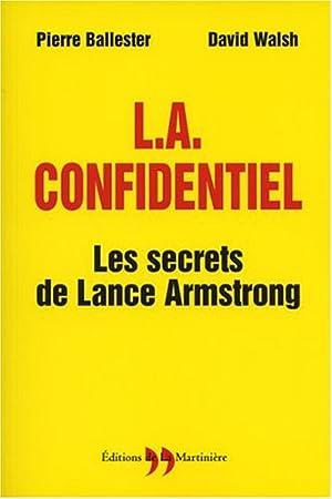 L.A. Confidentiel : Les secrets de Lance: Pierre Ballester, David
