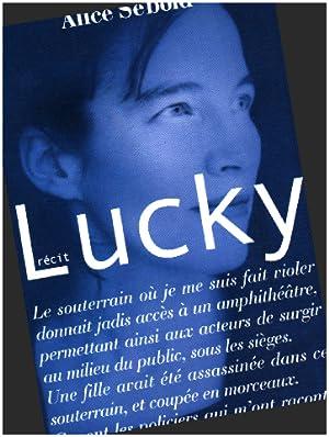 Lucky: Sebold Alice