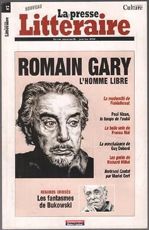Revue la presse littéraire n°2 / romain: Collectif