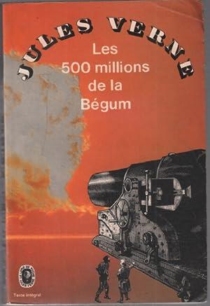 Les 500 millions de la bégum (: Verne Jules