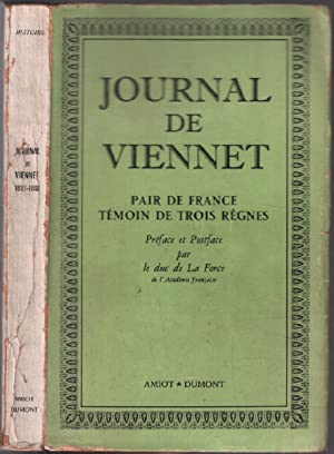 Journal de viennet