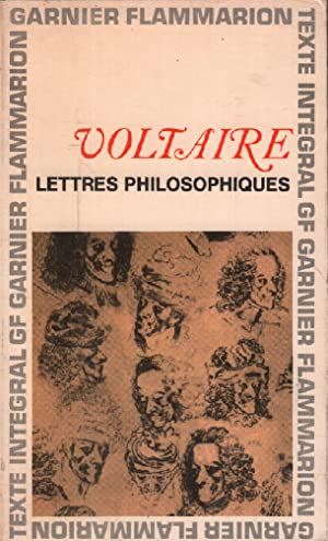 Lettres philosophiques ( texte integral ): Voltaire