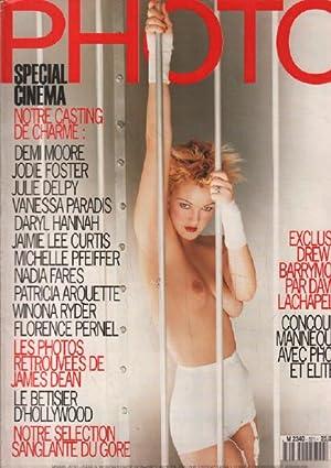 Revue photo n° 321/special cinema: Collectif