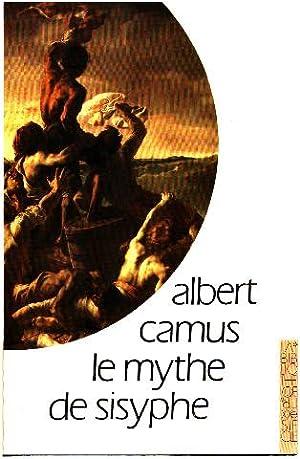 Le mythe de sisyphe: Camus Albert