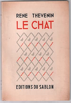 Le chat (édition originale)