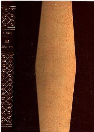 Les justes: Camus Albert