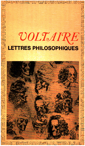 Lettres philosophiques: Voltaire