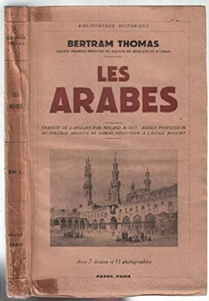 Les arabes ( 7 dessins et 13 photographies )