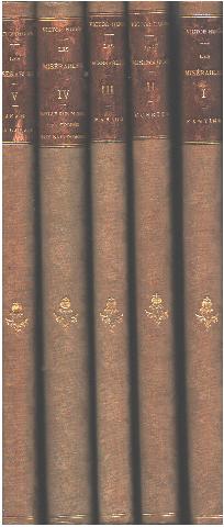 victor hugo - miserables volume - AbeBooks