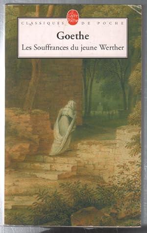 Les souffrances du jeune Werther: Johann Wolfgang Von