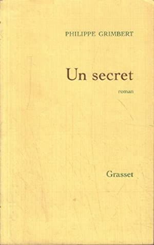 Un secret: Grimbert Philippe